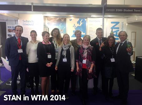 STAN in WTM 2014