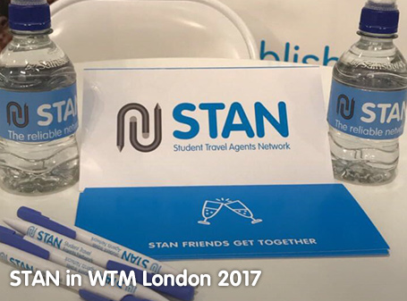STAN in WTM London 2017