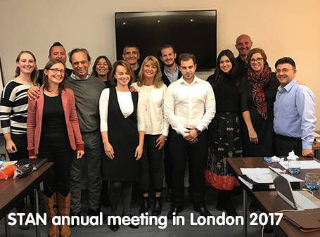 STAN annual meeting in London 2017