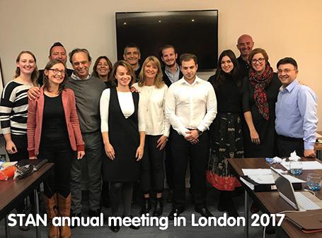 STAN annual meeting in London 2017