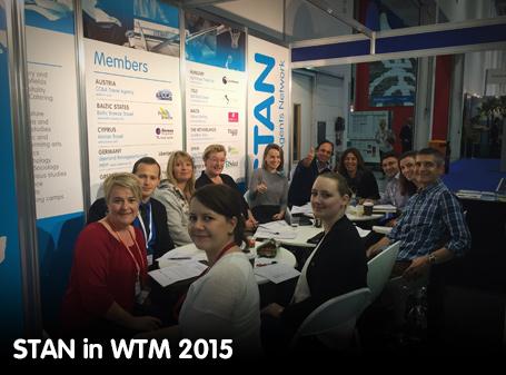 STAN in WTM 2015