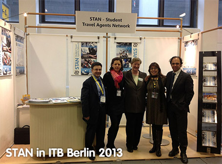 STAN in ITB Berlin 2013
