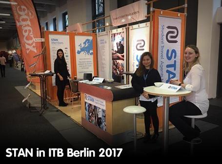 STAN in ITB Berlin 2017